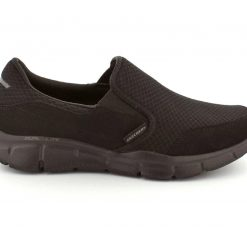 Skechers Casual sko, (Sort)
