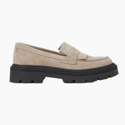 Spike Loafer – Earth – Garment Project – Brun 39